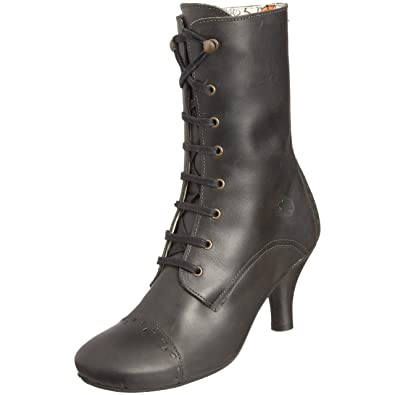 04b15537 Fly London Women's Aura, Boots Black Size: 9: Amazon.co.uk: Shoes & Bags