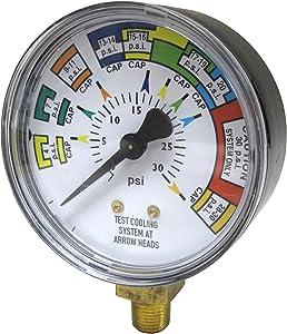 Stant 12702 30 PSI Gauge for (12270) Cooling System Pressure Testor