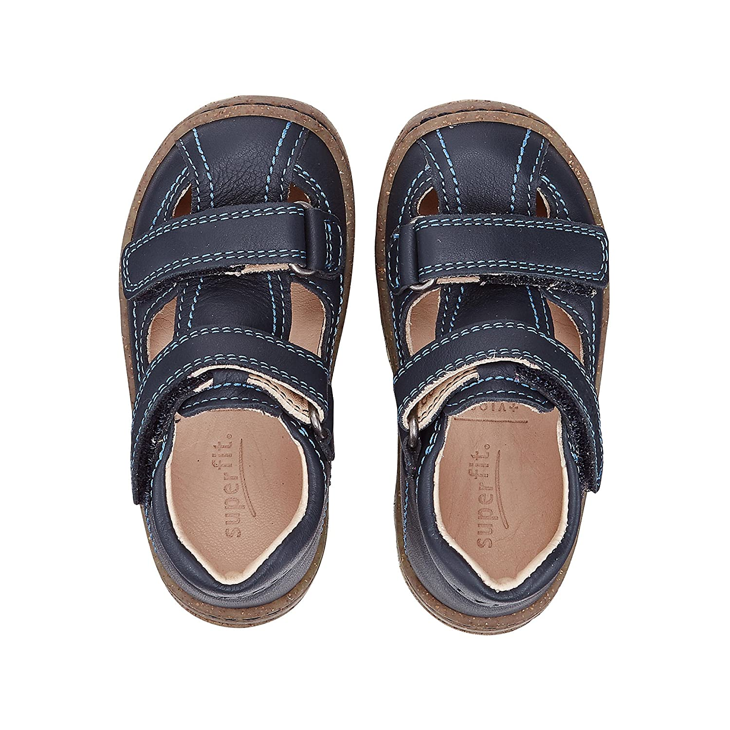 Superfit Kinder Sandalen 2-00229-80 blau 461970