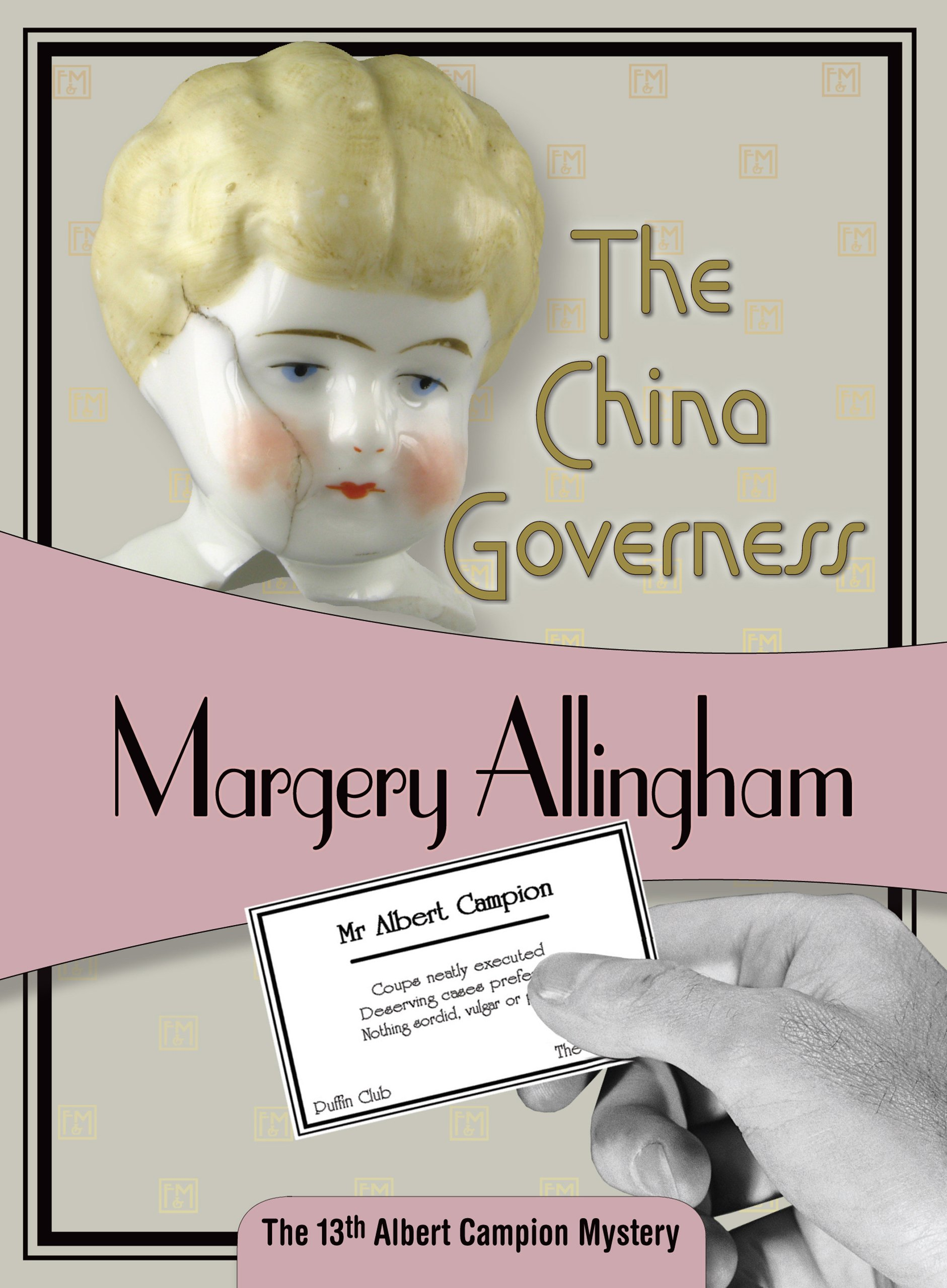 Download The China Governess: Albert Campion #17 pdf