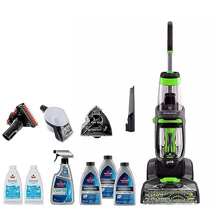 Amazon Com Bissell Proheat 2x Revolution Deep Cleaner Pet 1548p