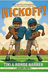 Kickoff! (Barber Game Time Books) Kindle Edition