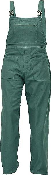 Imagen deDINOZAVR UDO Pantalones con Peto de Trabajo para Hombre - Algodón Transpirable