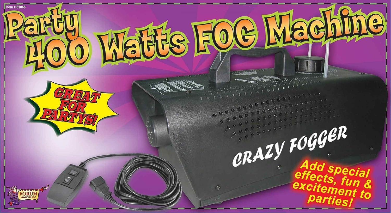 Forum Novelties Crazy Fogger Party 400-watt Fog Machine 61066