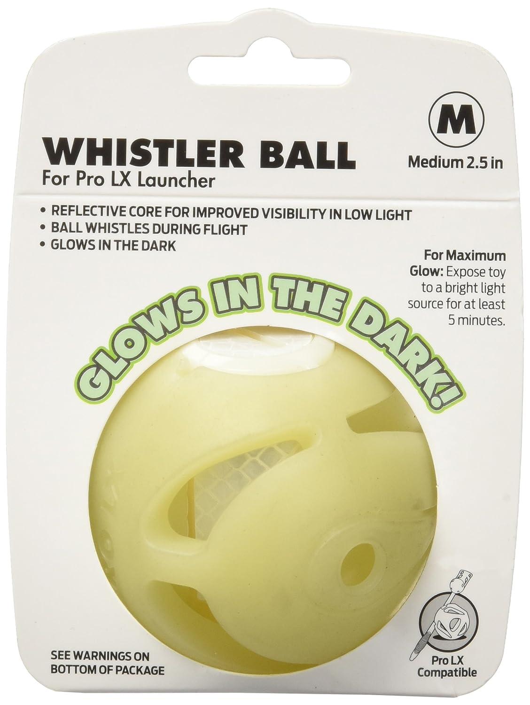Chuckit Pro LX Whistle Ball
