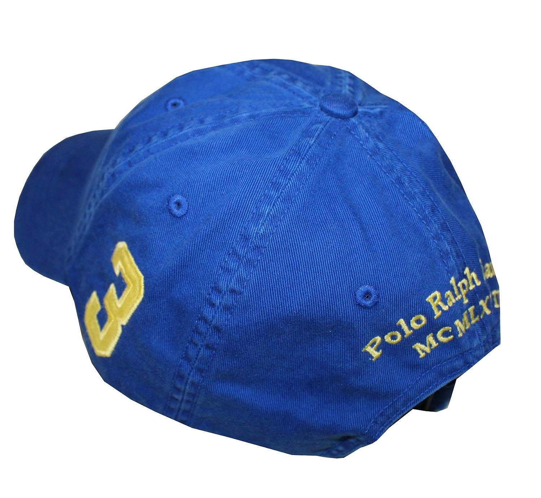 Polo Ralph Lauren Hombres Big Pony - Gorra de béisbol Chino ...