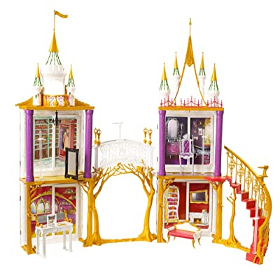 Ever After High 2-in-1 Castle Playset: Toys & Games