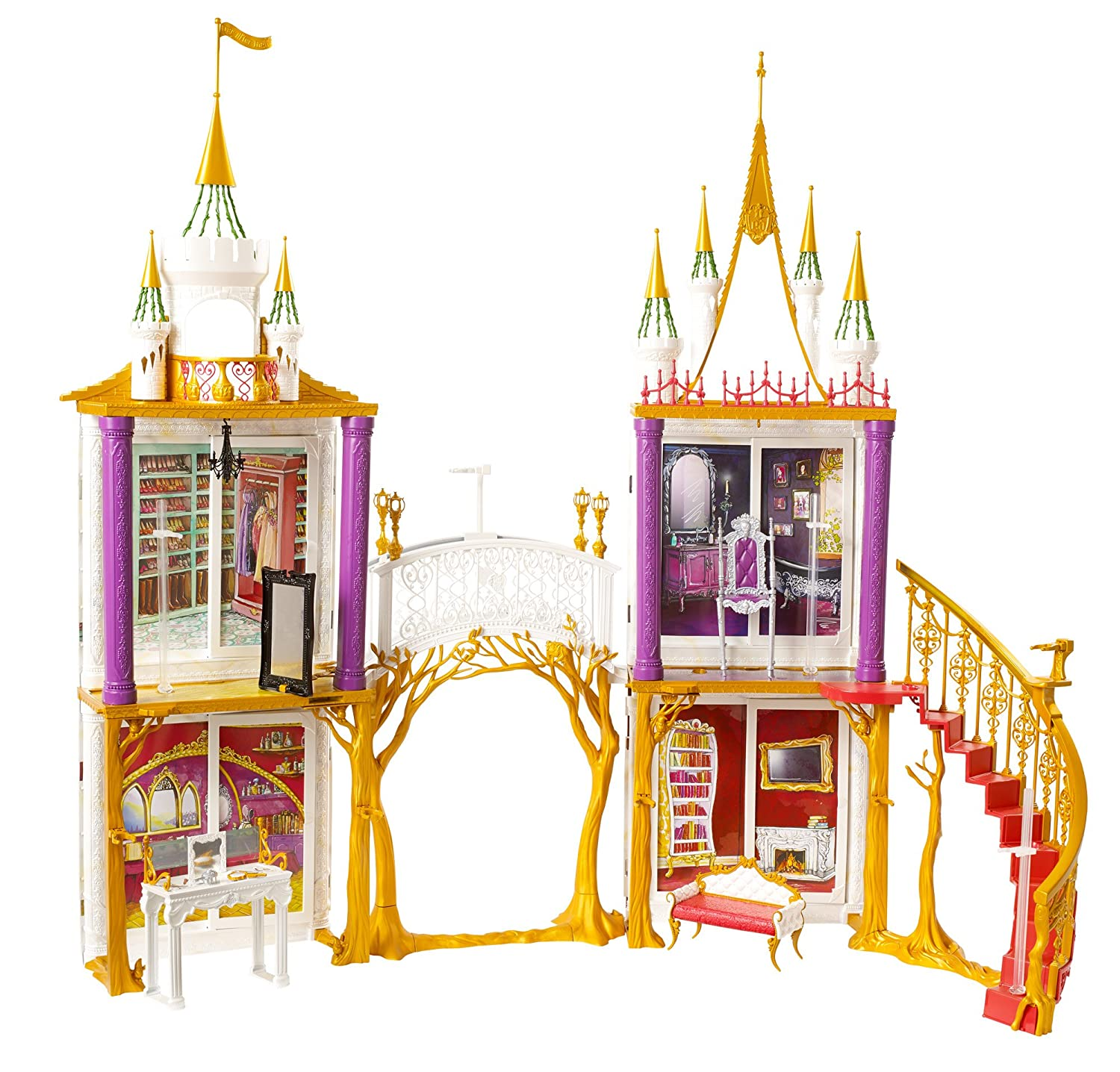 Ever After High 2-in-1 Castle.