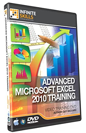 Amazon. Com: microsoft excel 2010 training dvd tutorial video.