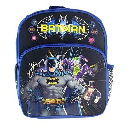 Batman Mini mochila-Batman mochila de tamaño del niño