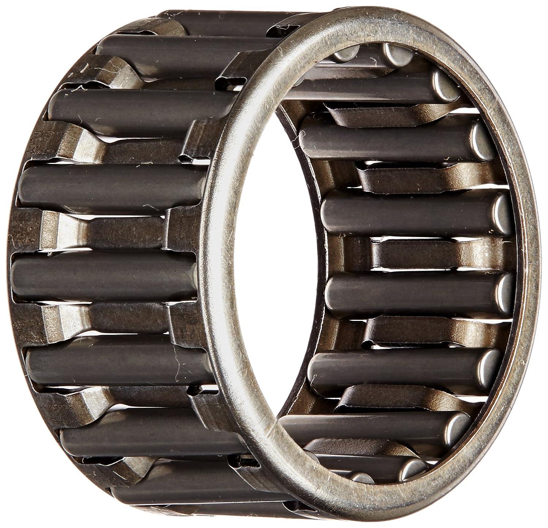 Case Hardened Steel Cage Koyo K24X30X17H Needle Roller Bearing and Roller 17mm Width Koyo Torrington 24mm ID 30mm OD Metric Open