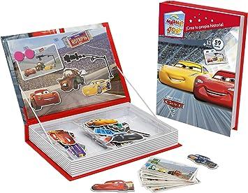 Falomir Magnet Story Disney Cars, Juego de Mesa, Infantil ...