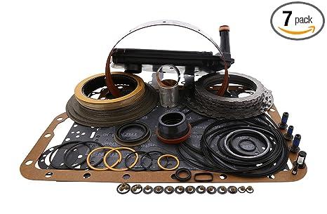 Ford 4R70W Overhaul Transmission Master Level 2 Rebuild Kit 1998-2003