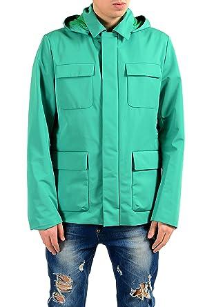 Hugo boss jacket green