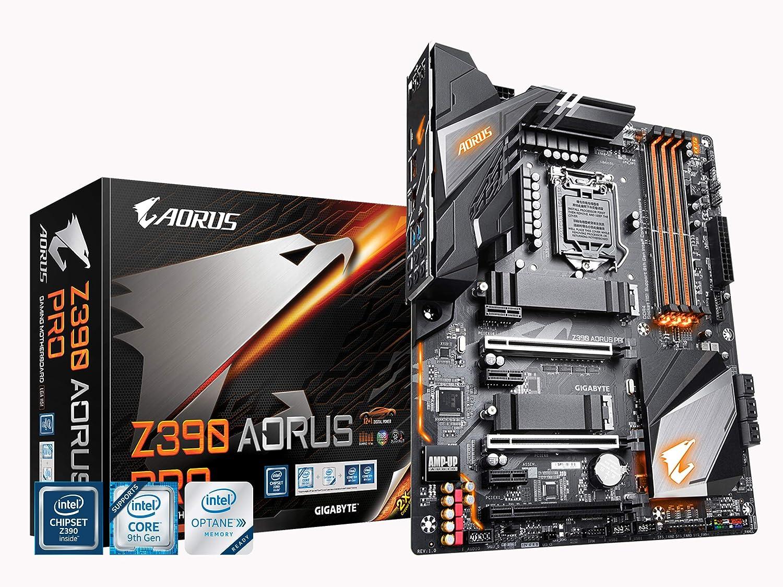 Mb Gigabyte Z390 Aorus Pro 4Ddr4 1151 Hdmi 1Usb C 5Usb3.1 4Usb2.0 2M.2 3Pci E 6Sata Rgb Z390 Aorus P