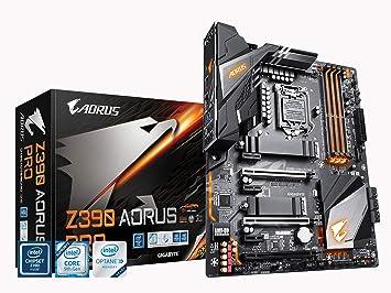 Gigabyte Z390 AORUS Pro (Intel LGA1151/Z390/ATX/2xM.2 ...