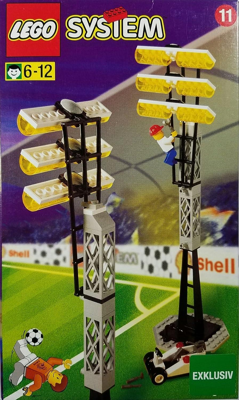 Lego Soccer 1998 World Cup Stadium Light Poles 3313