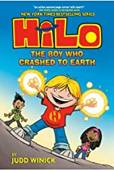 Hilo Book 1: The Boy Who Crashed to Earth Kindle Edition