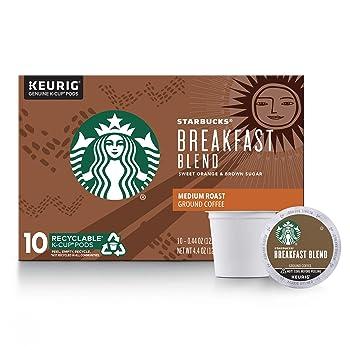 Breakfast Blend Medium Roast Espresso K Cup