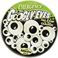 Accoutrements Emergency Glow in The Dark Googly Eyes