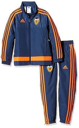 Suit Adidas Azul Valencia Chaqueta Para Color Marino Pre Niño Y vqUZvpH