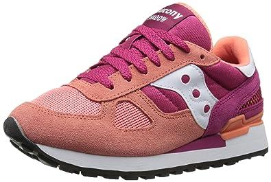 Women's Saucony Shadow Original Shoes - Pink/Red, Pink/Red, 41 EU