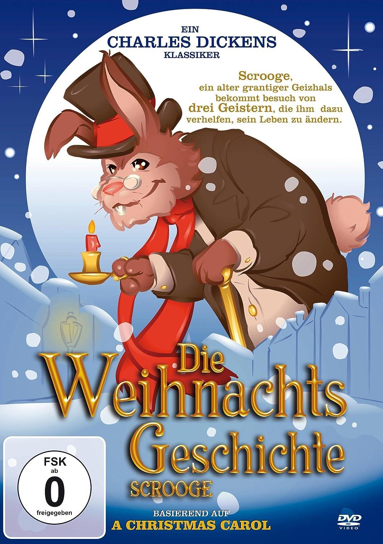 Scrooge - A Christmas Carol (Zeichentrick): Amazon.de: keine Angabe ...