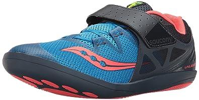 3bc851d74cb16 Saucony Men's Unleash sd2 Track Shoe, Blue/Red, 11 M US: Buy Online ...