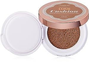 L'Oréal Paris True Match Lumi Cushion Foundation, C5.5 Natural Tan, 0.51 oz.