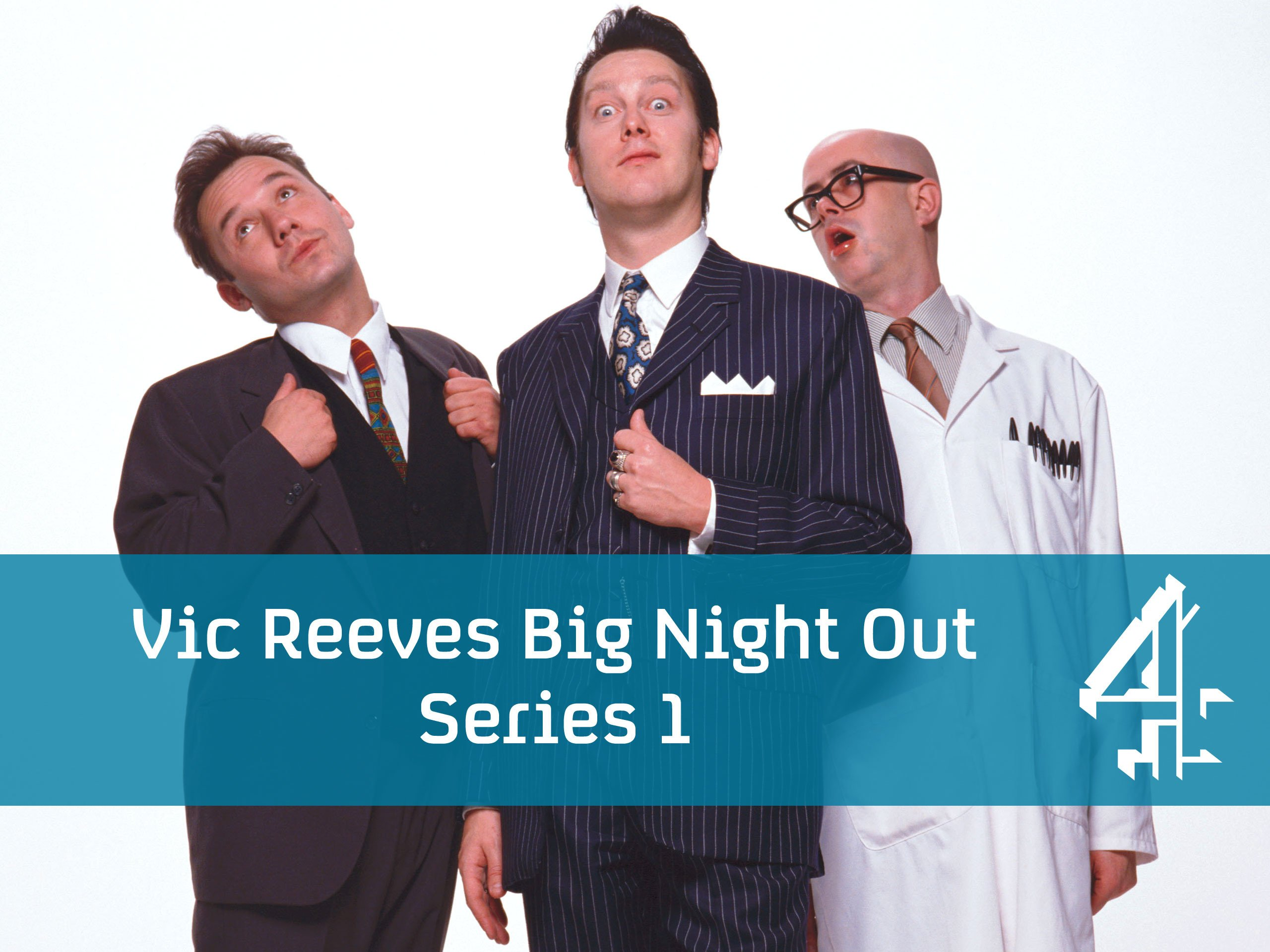 Watch Vic Reeves Big Night Out Season 1 Prime Video