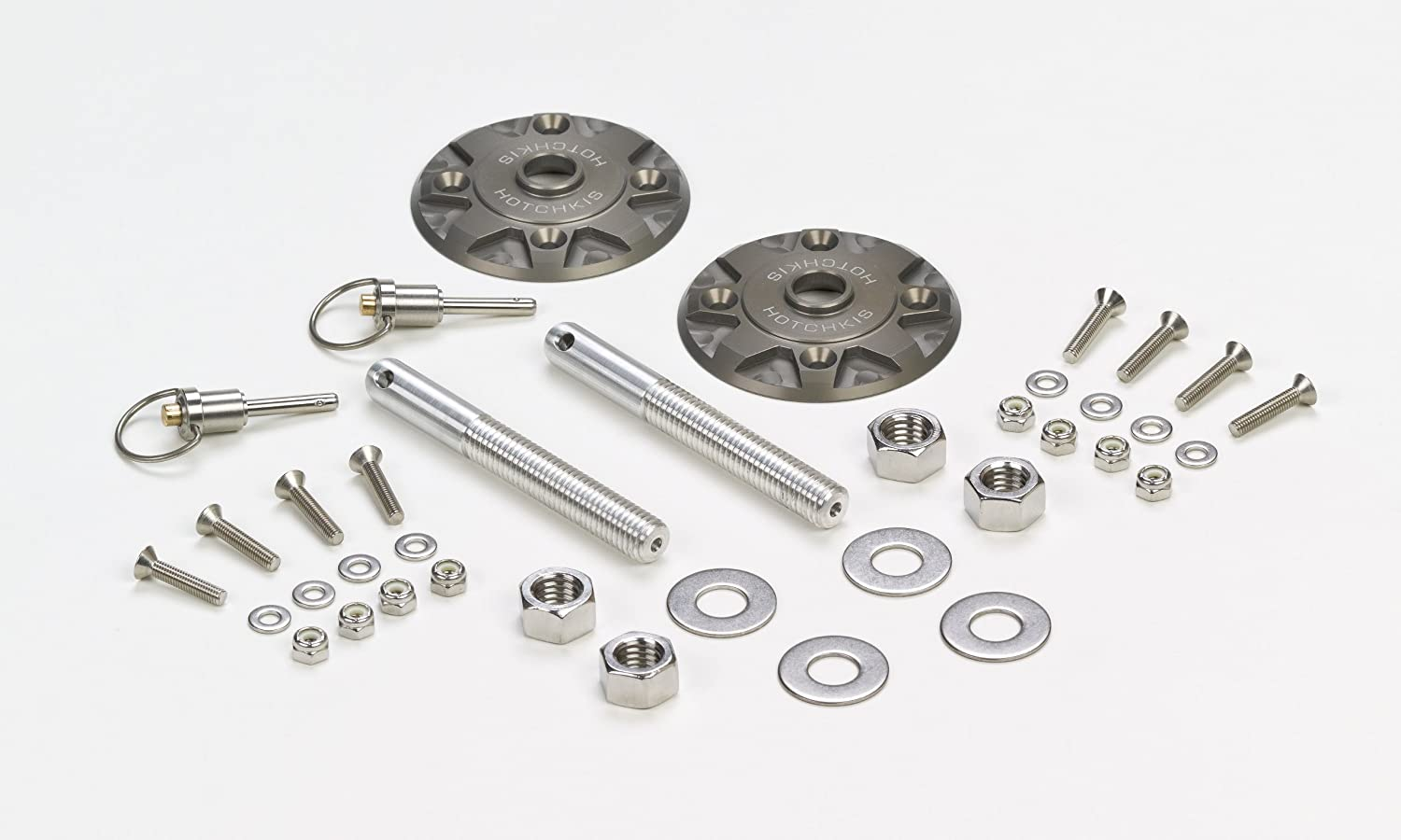 Hotchkis 1760 Billet Quick Release Hood Pin Kit Hotchkis Performance