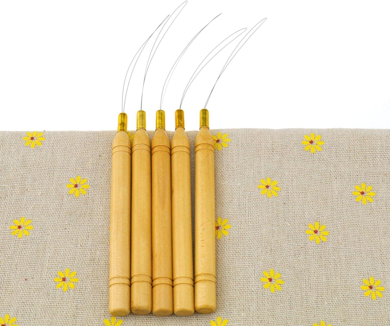 Threading Loop Turner Hook Sewing Accessaries Needlework Tool Needle Threader