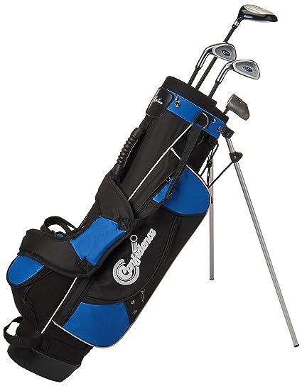 e56fd3a8412d Amazon.com   Confidence Junior Golf Club Set with Stand Bag   Sports ...