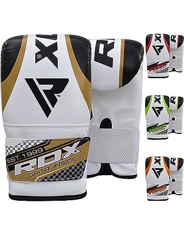 RDX Sandsackhandschuhe Maya Leder Boxhandschuhe