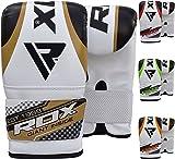 RDX Herren Boxhandschuhe Sparring Training Kickboxhandschuhe  Punchinghandschuhe