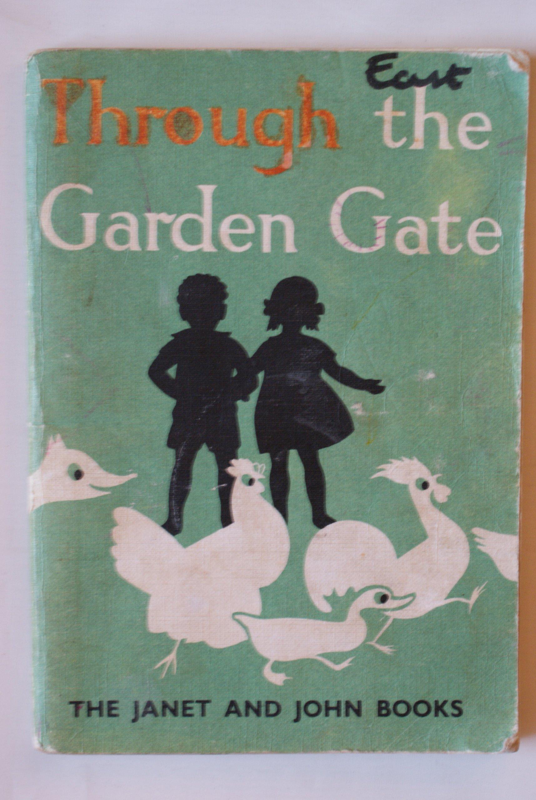 Through The Garden Gate The Janet And John Books Amazon Co Uk