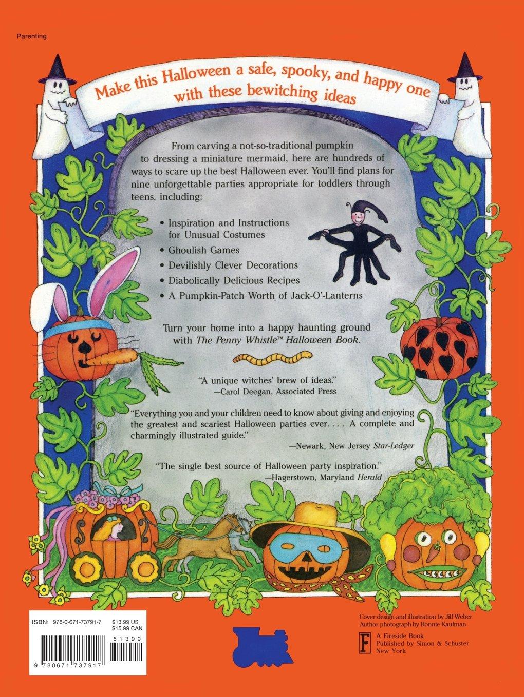 The Penny Whistle Halloween Book: Meredith Brokaw, Annie Gilbar ...