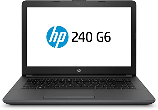 HP 240 G6 i5 7200U 4/500  GB Windows 10 Pro Laptops
