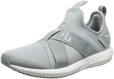 Mega Nrgy X WN's Grey Running Shoes