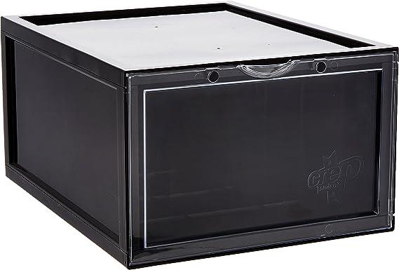Crep Protect Protect Crate Bolsas para zapatos, Negro (Black), Talla Única: Amazon.es: Zapatos y complementos