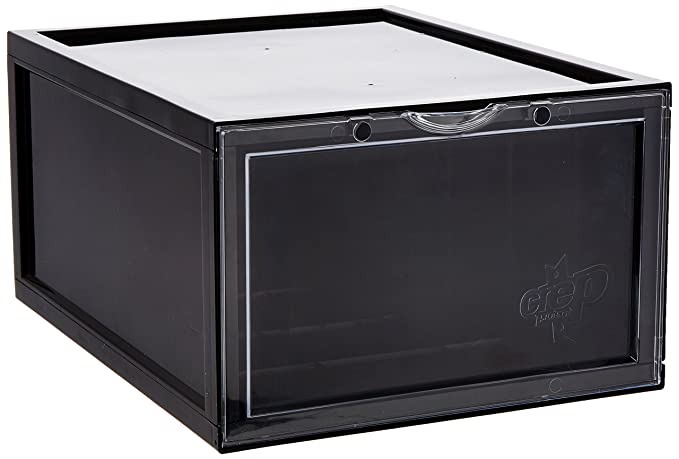 : Crep Protect Crates Sneaker Storage Box: Clothing