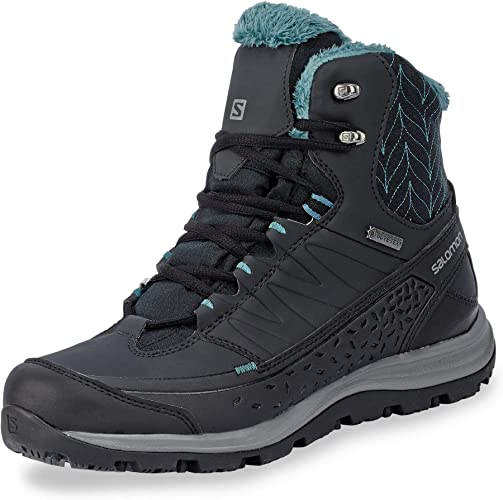 SALOMON Kaina Mid GTX Phantom Black Hydro