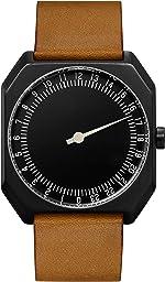 slow Jo 19 - Swiss Made one-hand 24 hour watch -