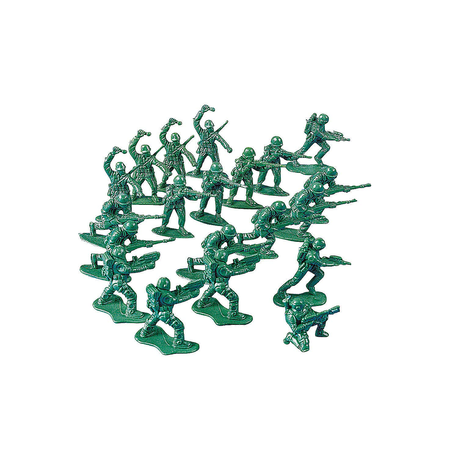 """1"""" MINI SOLDIERS - Toys - 144 Pieces"""