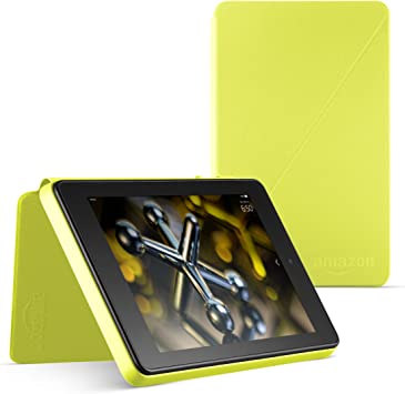 4th Generation Standing Protective Case for Fire HD 6 Citron