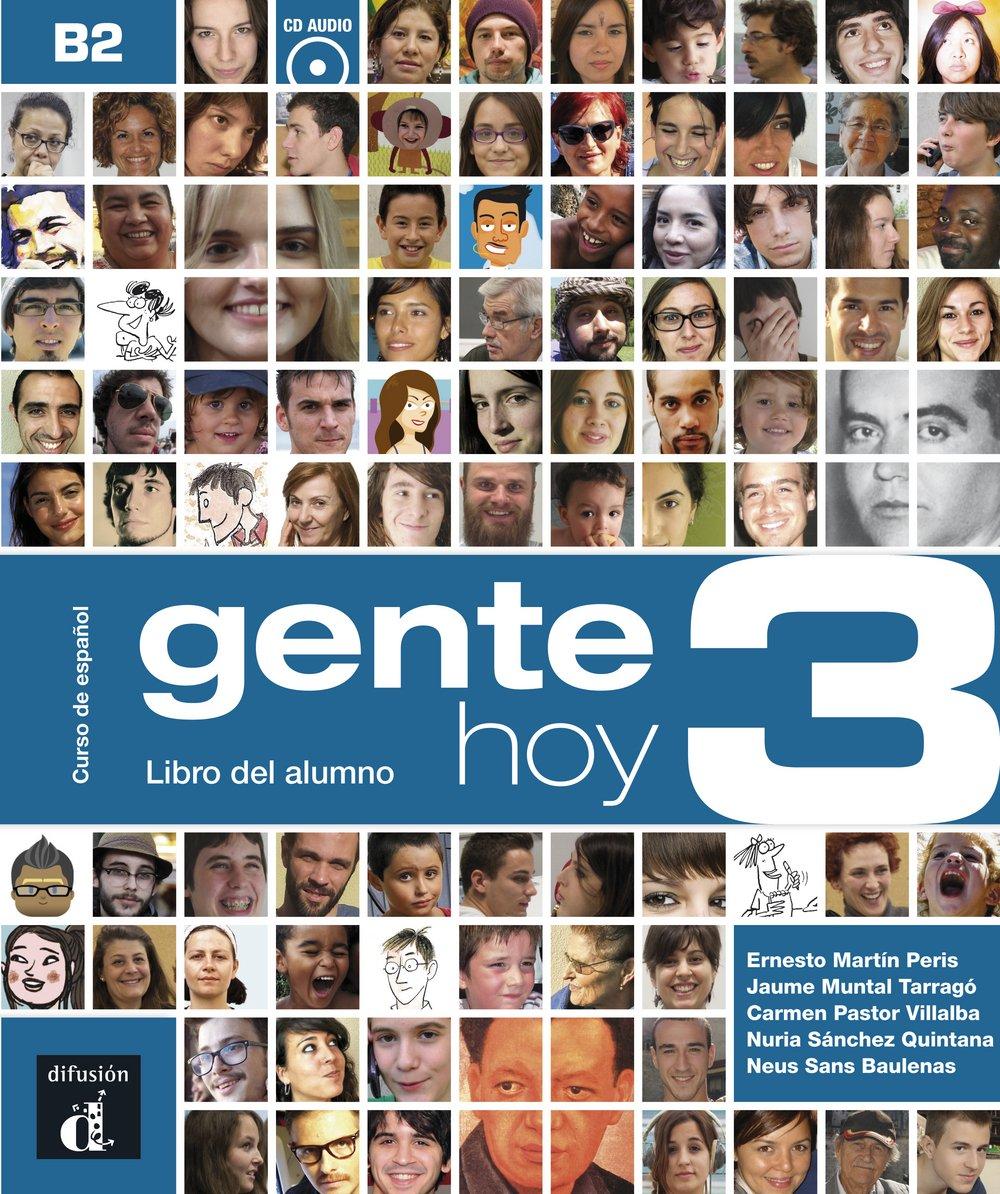 Gente Hoy 3  B2   Libro Del Alumno + CD Audio