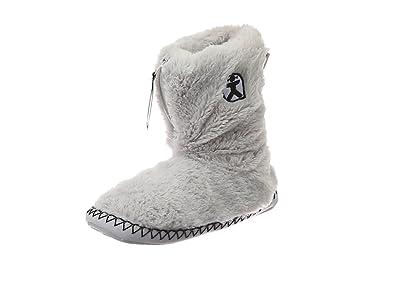 Bedroom Athletics Women S Marilyn Faux Fur Slipper Boots