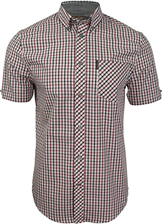 Ben Sherman - Camiseta de manga corta para hombre: Amazon.es: Ropa ...