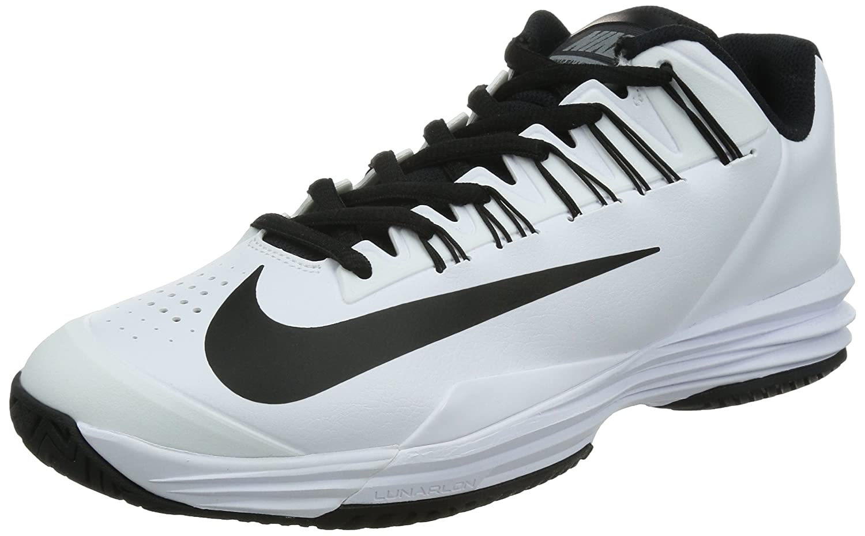 Mẫu giày tennis cho mùa giải Amazon.com Nike Mens Lunar Ballistec 1.5,  WHITEBLACK-COOL GREY Skateboarding ...
