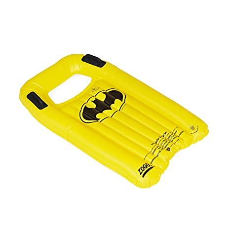 Zoggs Kids Batman Hinchable Tabla de Bodyboard/Surf Rider ...